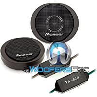 Pioneer TS-S20 20mm High-Power Component Dome Tweeter