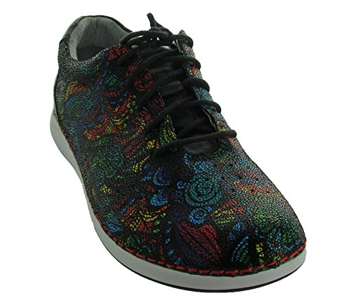 Alegria Womens Essence Sneaker Stained Glass Size 36 EU (6-6.5 M US Women)