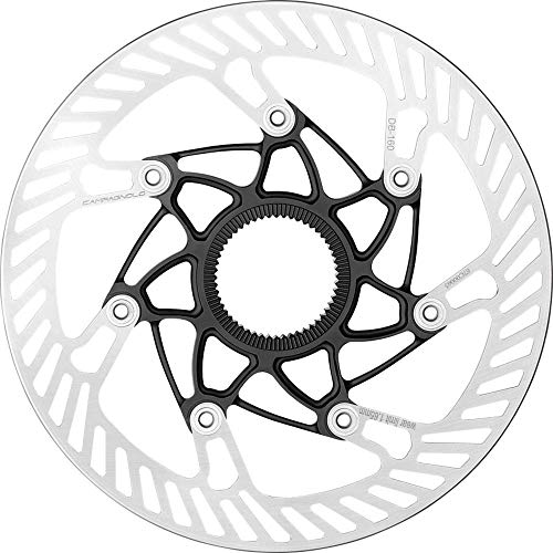 Campagnolo 03 Center Mount Disc Rotor, 160mm (Lock 160 Mm Center)