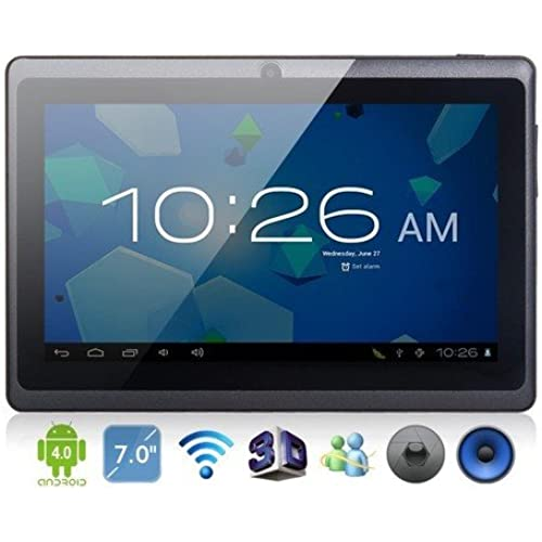 7 dual camera Capacitive Google Android A13 MID WIFI PAD Tablet PC Netbook Notebook 4GB WT Coupons