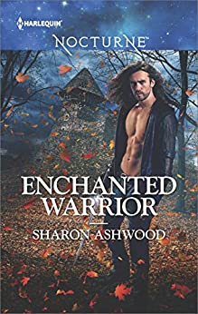 Enchanted Warrior (Camelot Reborn) by [Ashwood, Sharon]