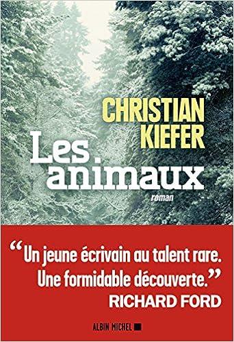 Les animaux de Christian Kiefer 2017