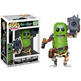 Funko Pop Animation Morty-Pickle Rick con Laser Collectible Figura