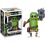 Pop Rick and Morty Pickle Rick with Laser Vinyl Figure