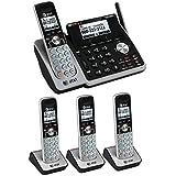 AT&T TL88102 Dect 6.0 1-Handset 2-Line Landline Telephone
