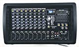 GTD-Audio 8 Channel 4000Watt Professional Powered Mixer Amplifier (1000 Watt RMS )