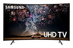 Samsung UN65RU7300FXZA CURVED 65'' 4K UH...