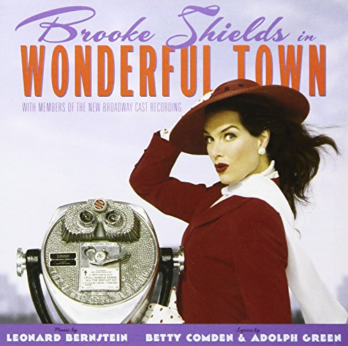 Wonderful Town (2004 Broadway Revival Cast with Brooke - Broadway Shop Town
