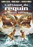L'Attaque du requin à deux têtes (V.f. de 2-Headed Shark Attack) (French Cover)