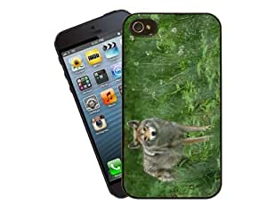 Eclipse Gift Ideas Dog Phone Case, Design 14 - Wolf Malamute - For Apple iPhone 4 / 4s - Cover by supermalls