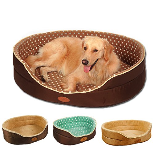 Amazon.com : Meiying Double Sided Available All Seasons Big Size Extra Large Dog Bed House Sofa Kennel Soft Fleece Pet Dog Cat Warm Bed s-XL : Pet Supplies