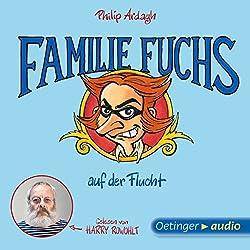 Familie Fuchs auf der Flucht (Geschichten aus Bad Dreckskaff 3)