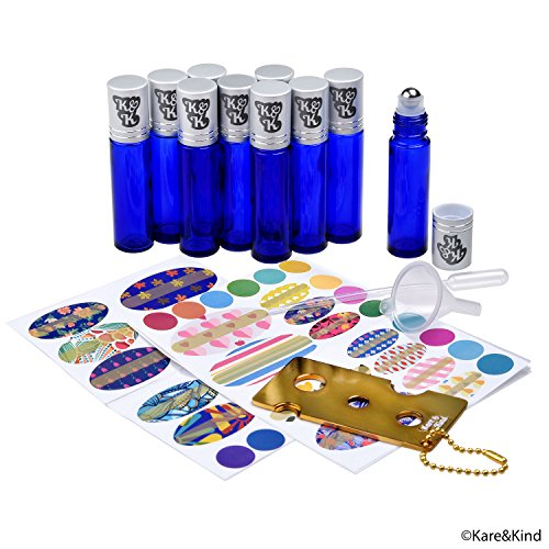 Kare & Kind Essential Oil Bottle Kit -