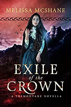 Exile of the Crown by Melissa McShane fantasy book reviews