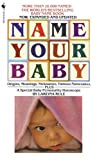Name Your Baby, Lareina Rule, 0553271458
