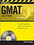 CliffsNotes GMAT with CD-ROM (Cliffsnotes Testprep)
