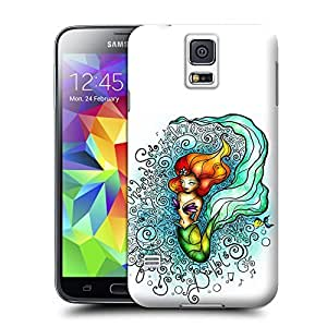 Unique Phone Case Exquisite magical pattern Life is de bubbles Hard Cover for samsung galaxy s5 cases-buythecase