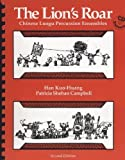 The Lion's Roar : Chinese Luogu Percussion Ensembles, Han, Kuo-huang and Campbell, Patricia S., 0937203777