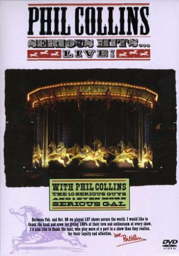 Phil Collins: Serious Hits....Live!