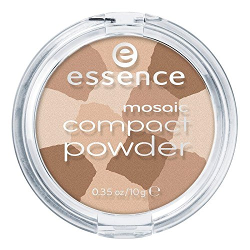 essence - Puder - mosaic compact powder - 01 sunkissed beauty