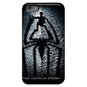 Awesome phone case skin for iphone 5 5s Cases case iphone 5 5s case 6p - the amazing spider man
