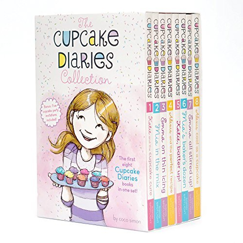 Cupcake Diaries Collection First Eight product image