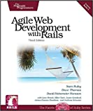 img - for Agile Web Development with Rails, 3rd Edition book / textbook / text book
