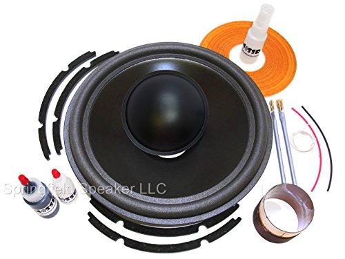 Genuine JL Audio 10W6 Recone Kit + Install Kit - NOT for 10W6v2