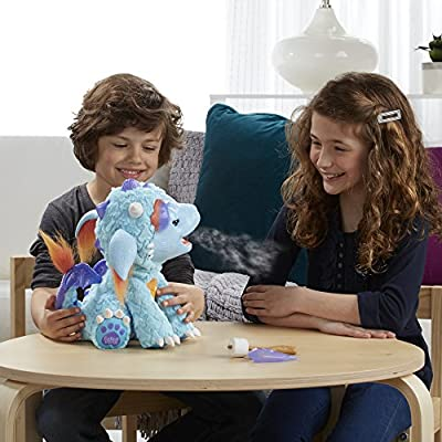 FurReal Friends Torch, My Blazin' Dragon: Toys & Games