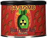 Da Bomb Ghost Pepper Nuts, 8oz