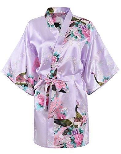 pavone di Chiaro HonourSport femminile Kimono Viola xqYppgEz5