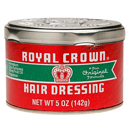 Royal Crown Hair Dressing 5oz Jar (2 Pack)