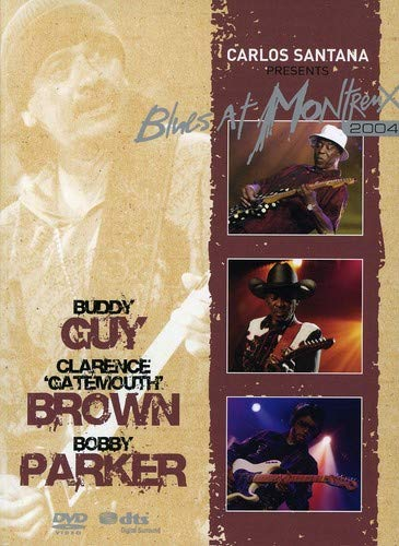 Carlos Santana Presents Blues at Montreux 2004: Buddy Guy, Clarence Gatemouth Brown (Dvd Oppo)