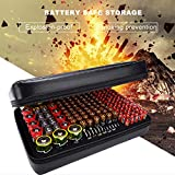 Fireproof Battery Organizer Storage