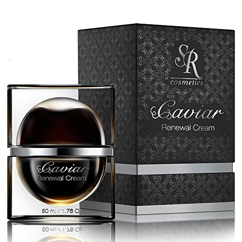 Timeless Serum Caviar Repair (SR Cosmetics EXCLUSIVE CAVIAR Collection - Nourishing Renewal Night Cream - The ONLY moisturizer that WORKS 24/7 FOR YOUR SKIN ! Vitamins Hyaluronic Acid & Caviar Extract REPAIR AND REVITALIZE ALL DAY)