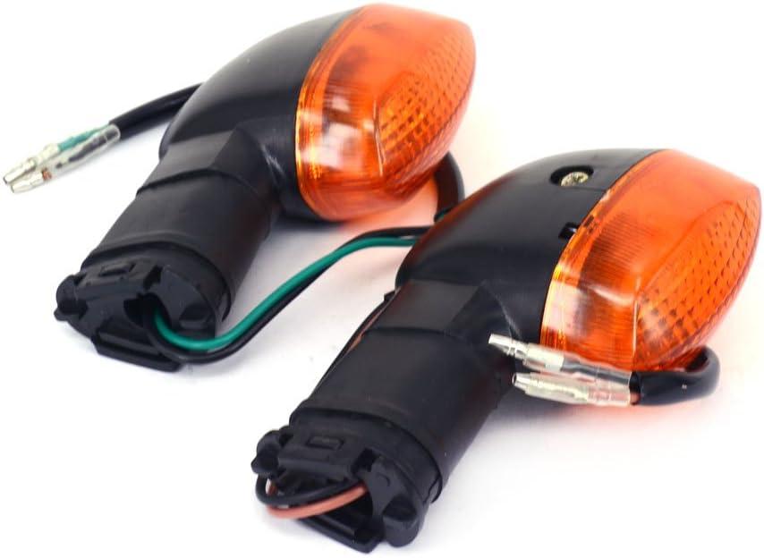 Fast Pro Len indicatore Luce Anteriore Girare Segnale per Yamaha YZF R1/R6/FZ1/FZ6/Tutti Gli Anni
