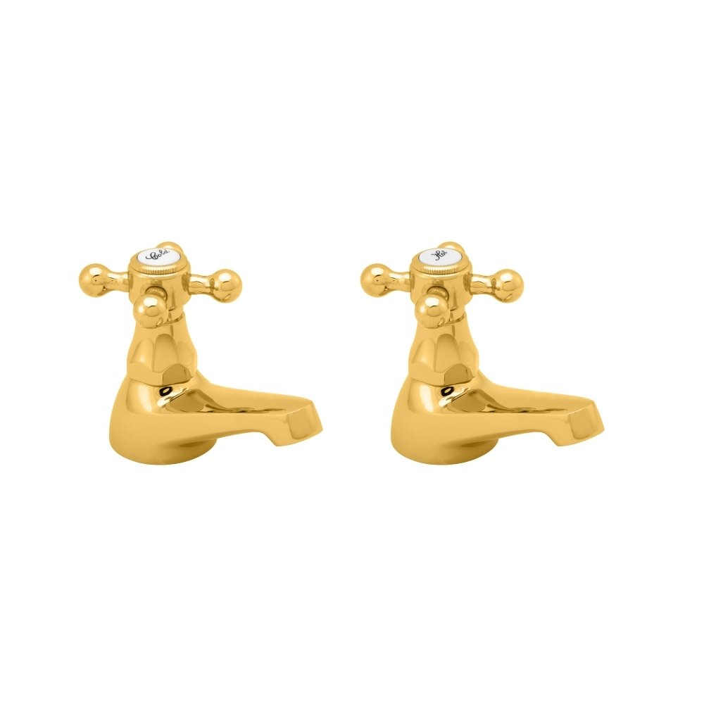 Deva TUD01 501 Tudor Basin Tap with Gold Finish  Amazon co uk  DIY   ToolsDeva TUD01 501 Tudor Basin Tap with Gold Finish  Amazon co uk  DIY  . Gold Bathroom Taps Ebay. Home Design Ideas