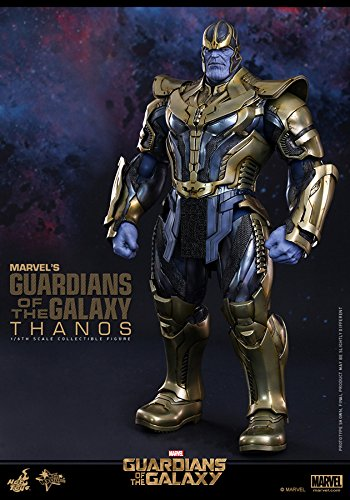 Marvel Movie Masterpiece Series Thanos Sixth Scale Figure Hot Toys