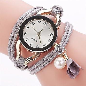 Relojes de hombre Mujer Simulado Diamante Reloj Reloj Pulsera Reloj de Moda Chino Cuarzo La imitación