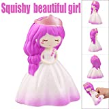 USHOT Clearance Squishy Wedding Girl Squeeze Slow Rising Cream Scented Decompression Toys
