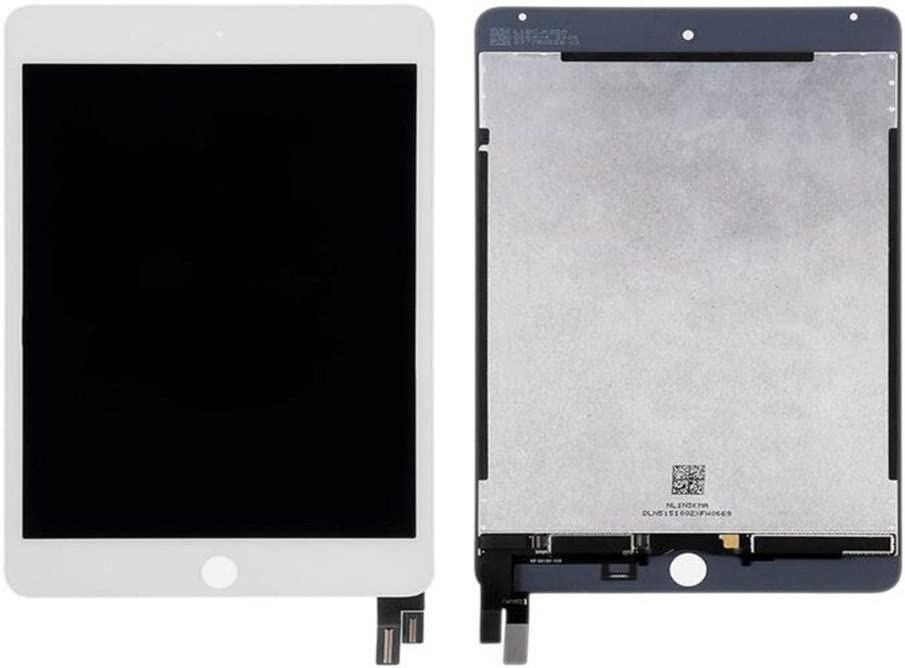LCD Display Touch Screen Digitizer Assembly for iPad Mini 4 A1538 A1550 White