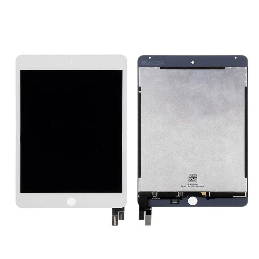 LCD Display & Touch Digitizer Assembly For iPad Mini 4 A1538 A1550 White Only FBA