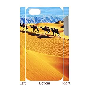 CHSY CASE DIY Design Desert Sunset Pattern Phone Case For Iphone 4/4s