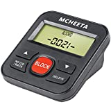 Johnson Smith Co. - WORLD PRIDE Mcheeta Call Blocker - Easy-to-Use with 4000-Number Memory & Digital Display
