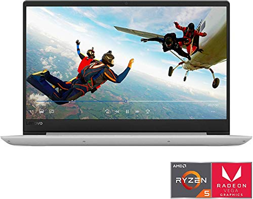 "Lenovo Ideapad 330s 15.6"" Laptop, AMD Ryzen 5 2500U Quad-Core Processor, 8GB Memory, 256GB Storage, Windows 10, Platinum Grey- 81FB00HKUS"