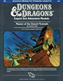 Master of the Desert Nomads (Dungeons & Dragons Expert Module X4)