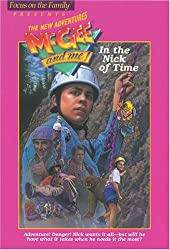 In the Nick of Time (The New Adventures of Mcgee and Me)
