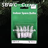 Spare Bulbs for Christmas Direct Indoor Classic Fairy Lights - SB20CWC