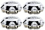OEM NEW Wheel Hub Center Caps Set of 4 Chrome w/ GMC Logo 11-14 Sierra 9597791