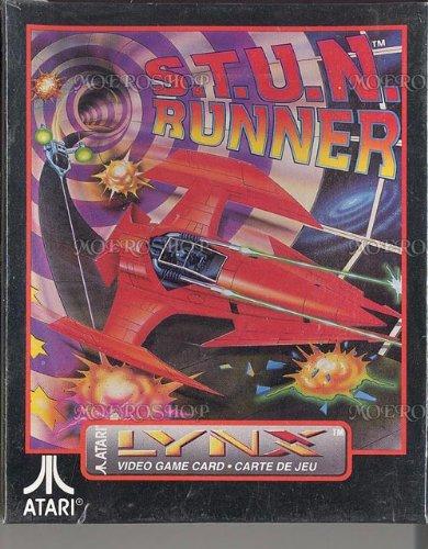 Stun Runner Game for Atari Lynx